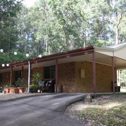 Home in Your Own Private Bushland Retreat