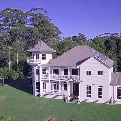 Sweetwater Estate in the Hinterland